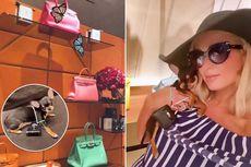 Paris Hilton Belikan Anjingnya Tas Hermes Seharga Rp 79 Juta