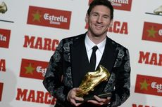 Messi Minta Naik Gaji