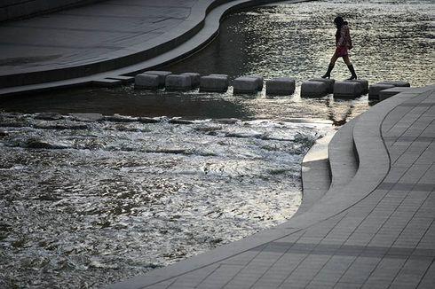 Melihat Pengelolaan Sungai Cheonggyecheon yang Menginsipirasi Jakarta