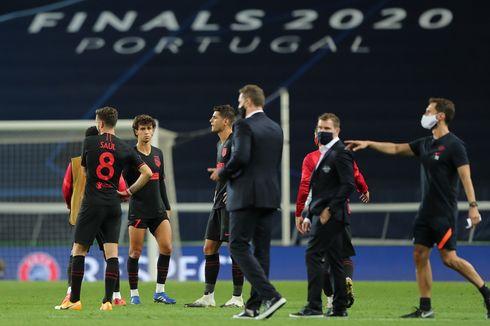 RB Leipzig Vs Atletico, Kali Pertama Pasukan Simeone Terhenti Melawan Tim Jerman