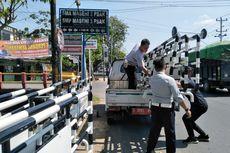 Kasus Covid-19 Melonjak, 8 Ruas Jalan di Semarang Ditutup 24 Jam Selama 2 Minggu, Ini Daftarnya