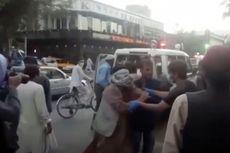ISIS Beberkan Identitas Pelaku Bom Bunuh Diri Kabul Afghanistan