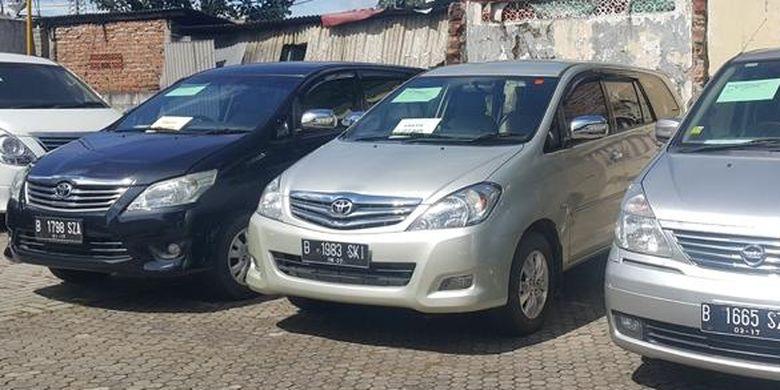 Daftar Mobil Bekas Rp 100 Jutaan Bisa Dapat Jazz Hingga Innova Halaman All Kompas Com
