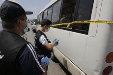 Sebuah Bus Berisi Warga Suriah Diserang di Beirut, 20 Luka