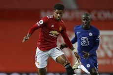 Man United Vs PSG - Ingat Memori Kelam, Tuchel Takut dengan Rashford