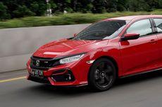 Geber Honda Civic Hatchback RS, Tak Sulit Sentuh 100 Kpj