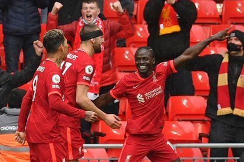 Skuad Liverpool untuk Liga Champions 2021-2022