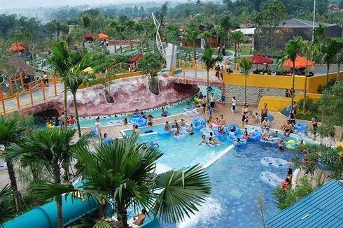 The Jungle Waterpark Bogor Bakal Buka Lagi, Harga Tiket Masuk Turun