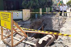 Ada OTT KPK, Proyek Rehabilitasi Saluran Air Hujan di Yogyakarta Dihentikan