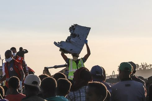 Tragedi Ethiopian Airlines, Pilot Sudah Ikuti Prosedur Boeing Sebelum Pesawat Jatuh
