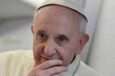 Paus Doakan Para Korban