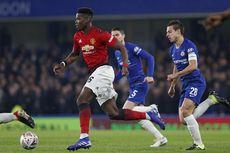 Kalah dari Chelsea, Man United Tatap Kans Tembus Liga Champions