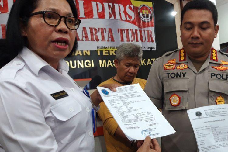 Palsukan Surat Keterangan Bebas Narkoba Pria Ini Ditangkap