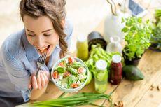 Penelitian Temukan Sisi Negatif Diet Vegan, Apa Itu?