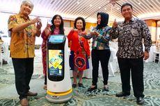 Siap Bersaing, Hotel Sahid Hadirkan Teknologi Layanan Robot Otomatis