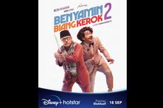 Rilis Trailer Perdana, Benyamin Biang Kerok 2 Siap Tayang di Disney+ Hotstar