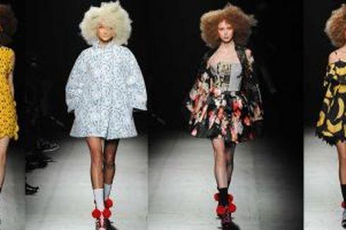 Tokyo Fashion Week 2014: Kumandang Adibusana Klasik Kaya Warna