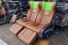 Ini Kelemahan Bus yang Pakai Kursi Leg Rest dan Sandaran Kaki