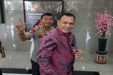 Kunjungan Resmi Perdana Ketua KPK, Temui Kapolri di Mabes Polri