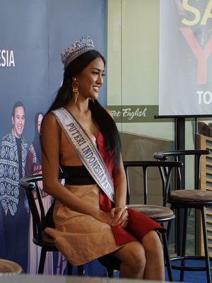 Wilda Situngkir, Putri Indonesia Pariwisata 2018.