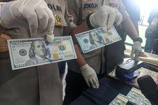 Lima Orang Ditangkap karena Hendak Edarkan Dollar Palsu