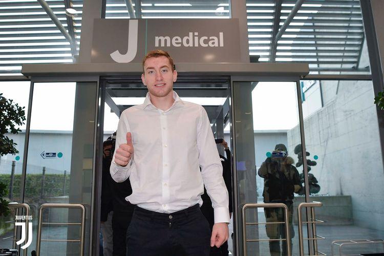 Pemain baru Juventus, Dejan Kulusevski.