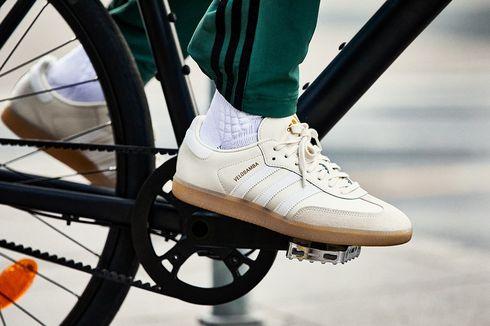 Velosamba, Berakar dari Sepak Bola Kini Jadi Sepatu Sepeda