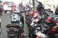 Pembatasan Sepeda Motor Diberlakukan, Parkir Liar Kian Menjamur?
