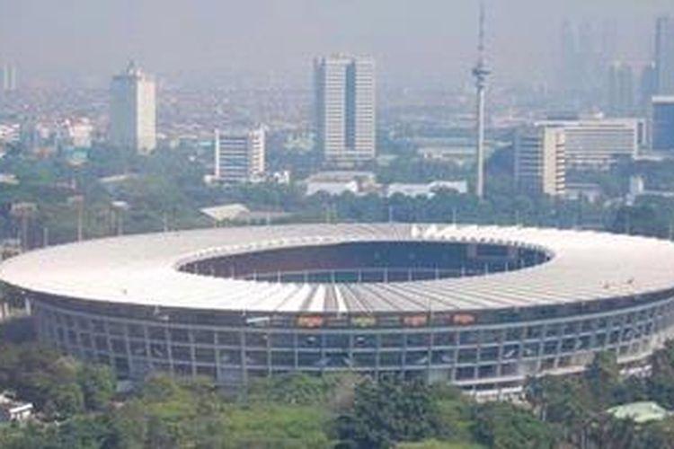 Stadion Utama, Gelora Bung Karno.