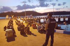 Bakamla Kejar Penyelundup TKI di Batam, 19 Orang Diselamatkan di Hutan Bakau