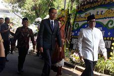 Presiden Jokowi Tiba di Rumah Duka BJ Habibie