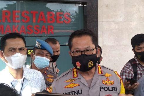 Polisi Larang Warga Makassar Buat Perayaan pada Malam Pergantian Tahun