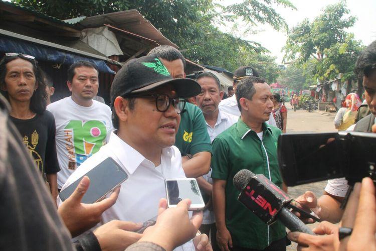 Ketua Umum DPP Partai Kebangkitan Bangsa (PKB) Muhaimin Iskandar (Cak Imin).