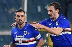 Inter Milan Vs Sampdoria, Skuad Asuhan Ranieri Tanpa Sang Kapten