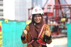Cerita Dina, Wanita Perancang Jembatan LRT Jabodetabek: Tak Diizinkan Ayah Berkarier dan Pesan untuk Wanita Indonesia (4)