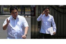 Membaca Wajah Kabinet Jokowi Jilid 2 dari Mereka yang Dipanggil ke Istana...