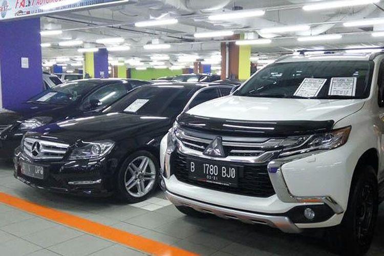 Mobil diesel di pasar mobil bekas