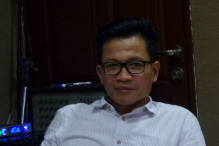 Direktur Amnesty International Indonesia, Usman Hamid.