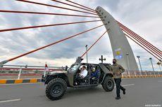 Jokowi Harap Jembatan Sei Alalak Mampu Bertahan hingga 100 Tahun