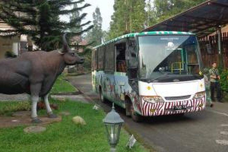 Royal Safari Garden Resort & Convention di Cisarua, Bogor, Jawa Barat.