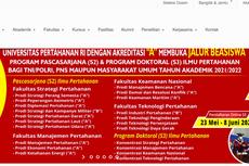 Simak! Unhan Buka Beasiswa S2 dan S3 untuk PNS, Polri, TNI, dan Umum