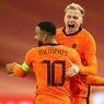 Van de Beek Cetak Gol Beruntun, Man United Didesak Penggemar