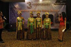 Aneka Tarian Jawa Barat dan Gong Si Bolong Hadir di Hotel Santika Depok