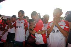 Audisi Umum Beasiswa Bulu Tangkis Surabaya, Kisah Perjuangan Kevin Sanjaya