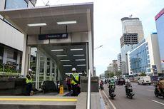 Sejumlah Langkah DKI Cegah Stasiun MRT Jadi Sumber Kemacetan Baru