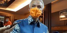 Kasus Covid-19 di Jateng Melandai, Ganjar Minta Upaya 3T Terus Digenjot