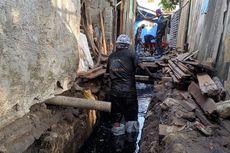 Saluran Air di Tanah Abang Mulai Dikuras dan Diperbaiki untuk Cegah Banjir