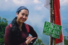 Intip Petualangan Sherina Daki Gunung Kencana