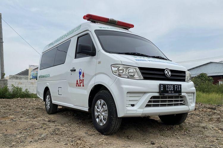 DFSK meluncurkan Super Cab Ambulans
