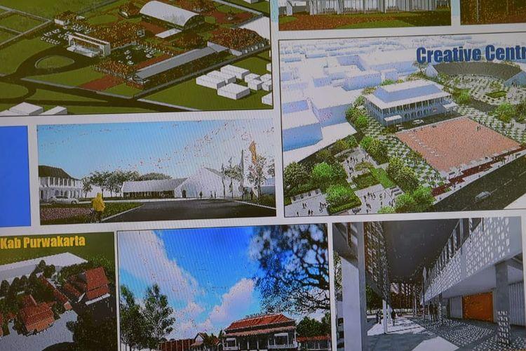Sejumlah proyek strategis Jawa Barat yang pembangunannya bakal dimulai tahun ini.